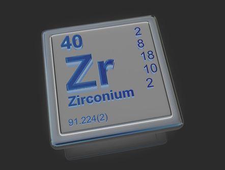 Zirkónium prehľad