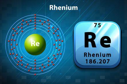 Koristi rhenium