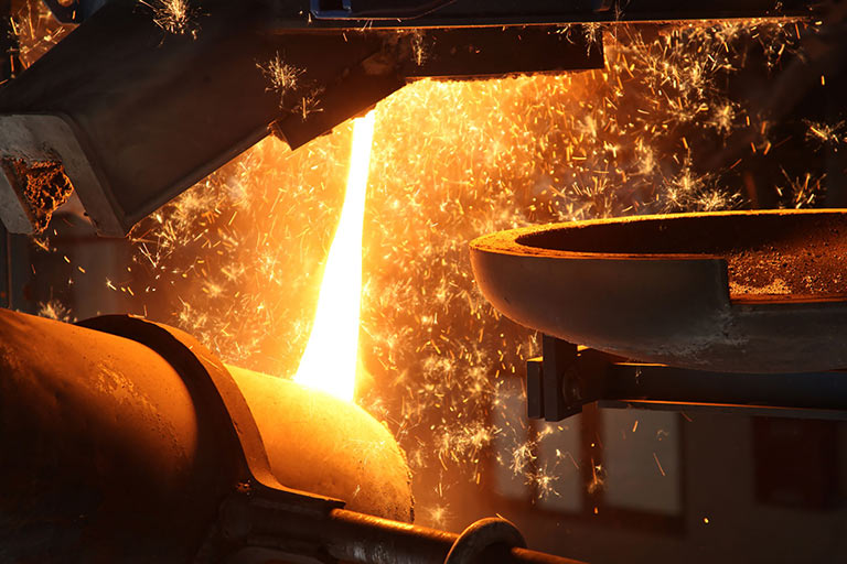 Alloys for Metallurgy Industry